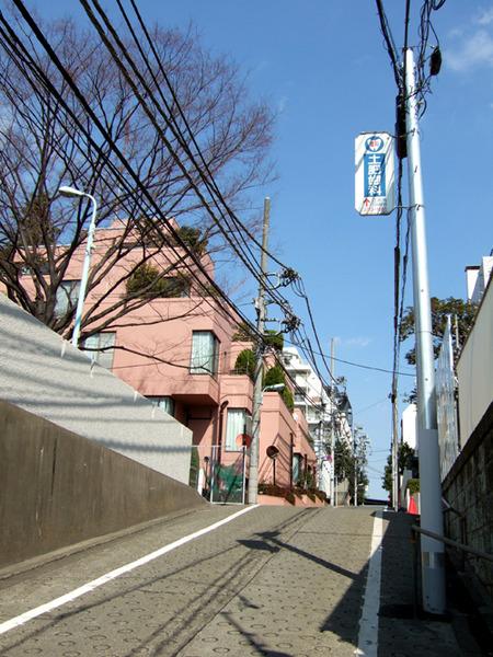 (目黒・富士見坂)5