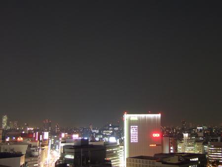 新宿だけど渋谷区からの夜景1