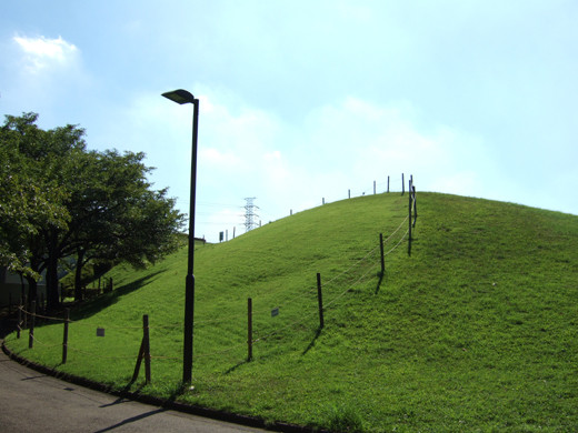 深大寺の低山1