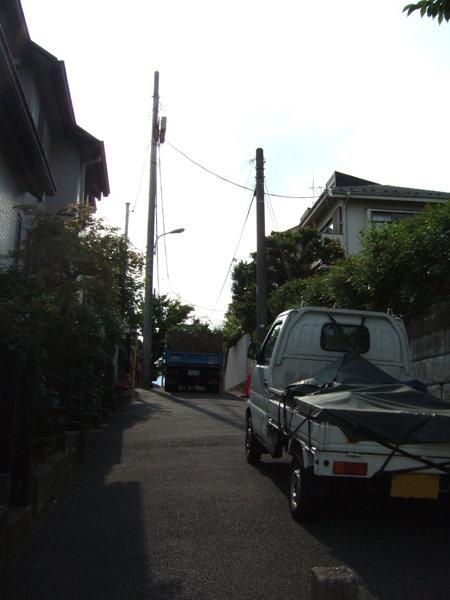 ごつごつ坂道と文豪4