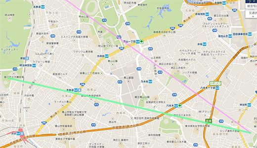 ひさしぶりの新宿都庁からの東京タワー3