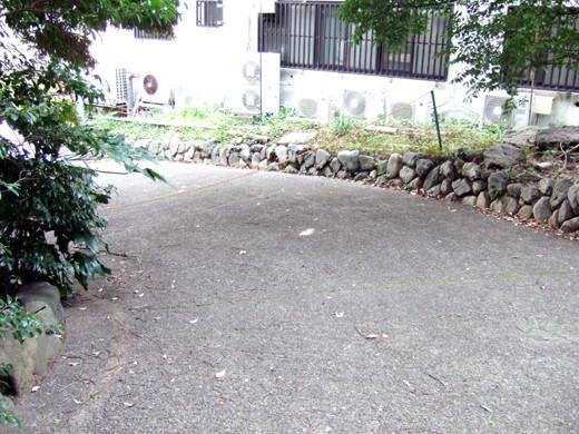 渋谷氷川神社のぐるぐるスロープ6