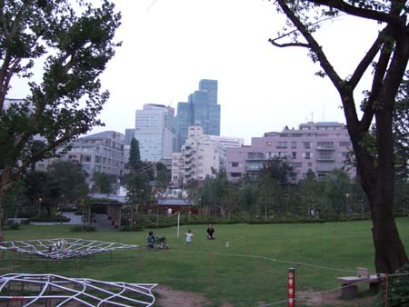 檜町公園1
