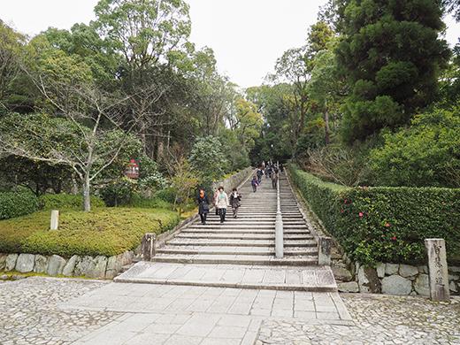 知恩院の女坂(NO.279)1