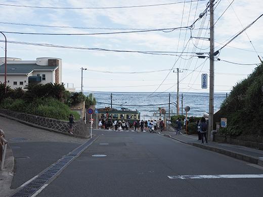 鎌倉の「日坂」と「極楽寺坂」2