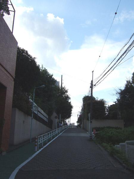 とある街の風景(夕やけこやけ)1
