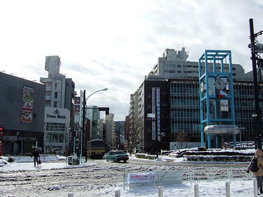 渋谷雪景2014_07