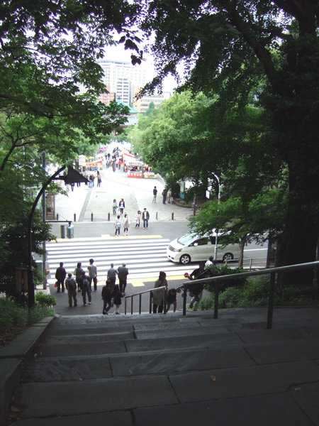 清水坂と清水堂4
