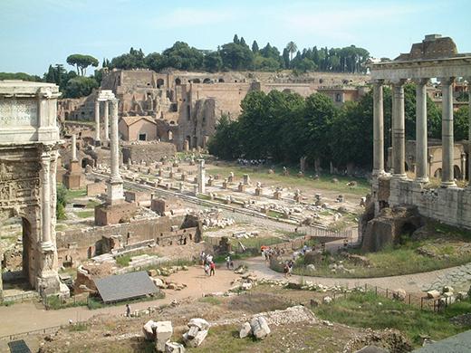 ローマの坂道2