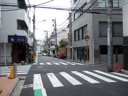西麻布の富士見坂こぼれ話1