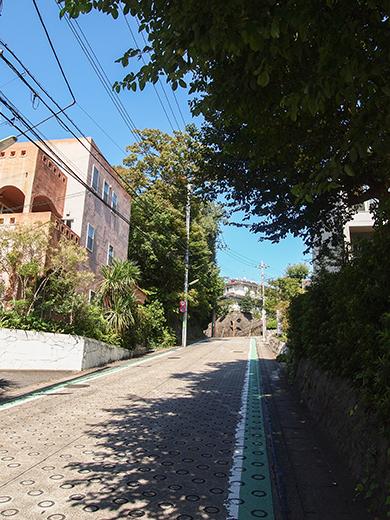 堂ヶ谷戸坂(NO.256)4