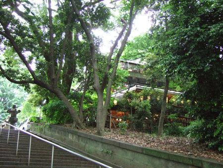 上野東照宮の男坂?2