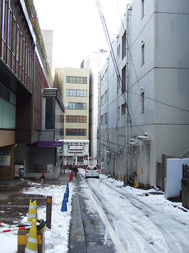 渋谷雪景2014_05