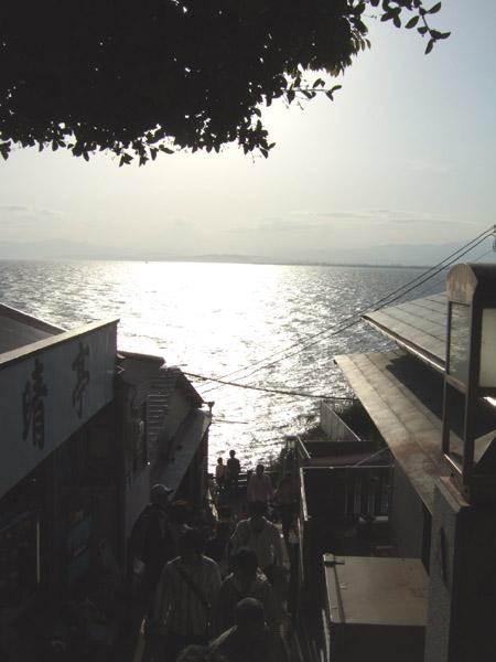 江ノ島の階段散歩4