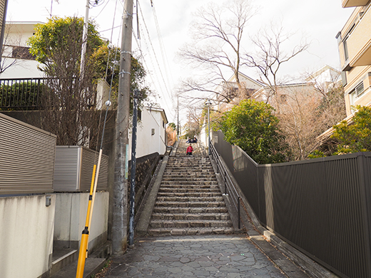 上甲東園石畳階段(NO.305) 6