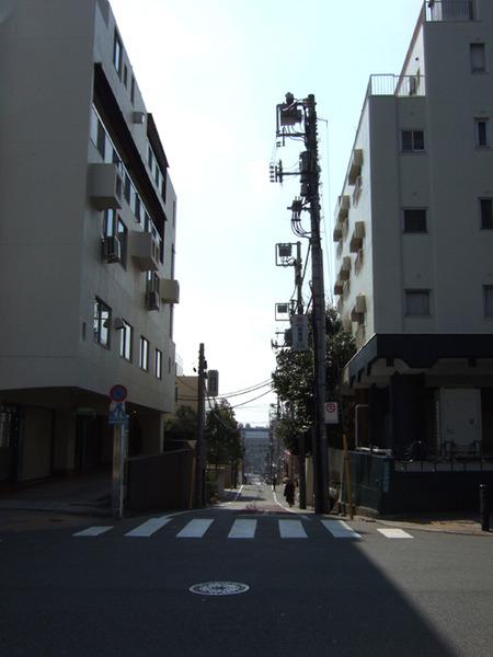 (目黒・富士見坂)7