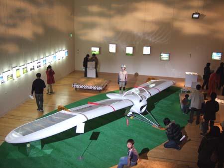 風の谷の飛行機1