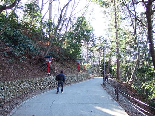 高尾山の女坂(NO.249)4