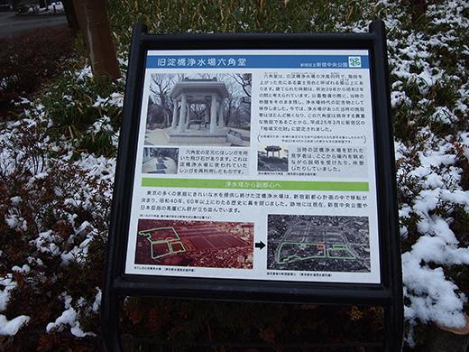 雪の日の富士見台4