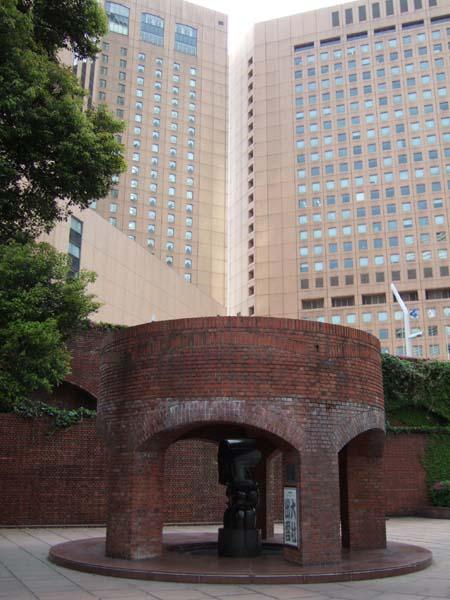 淀橋浄水場跡5