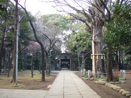 氷川坂 (NO.127) 4