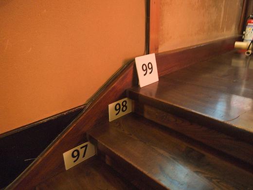 目黒雅叙園の百段階段をぶらり7