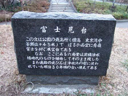 中央公園の富士見台2