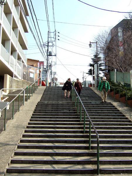 とある街の風景186(日暮里富士見坂)3