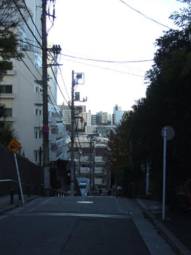 目黒の東京富士見坂1