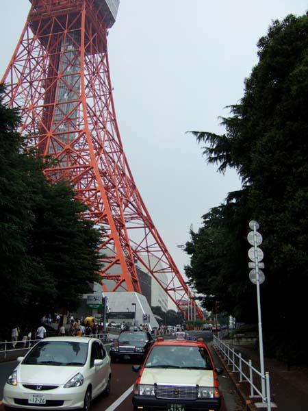 東京タワーの坂05