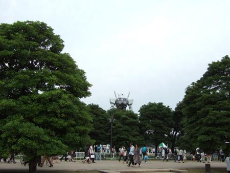 東京の海辺にて3