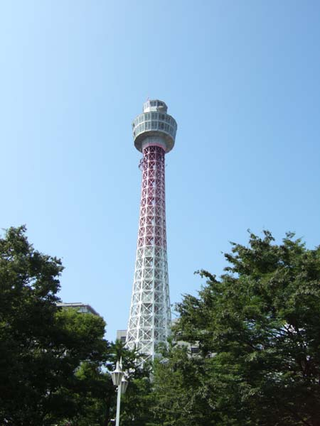 横浜マリンタワー1