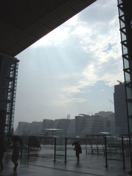 ひさしぶりに東京ビックサイト1