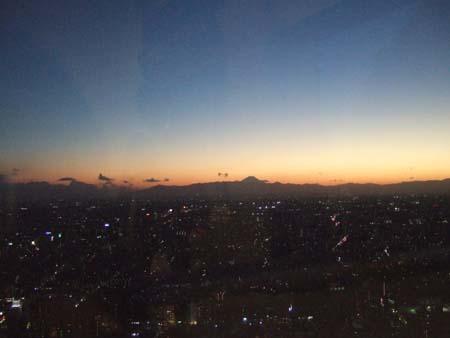 都庁からの夜景1
