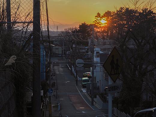 岡本三丁目の坂 (NO.257)その2-3