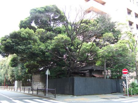 赤坂の高低差ぶらり3