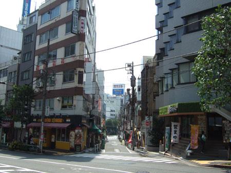 御茶ノ水の富士見坂いろいろ1