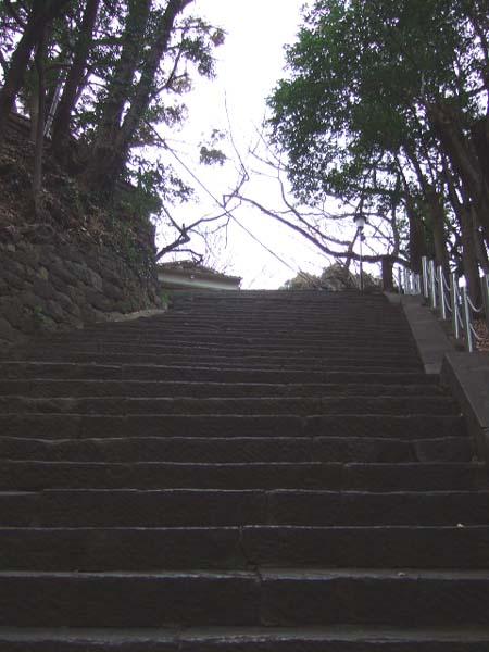 愛宕坂[女坂] (NO.122) 2