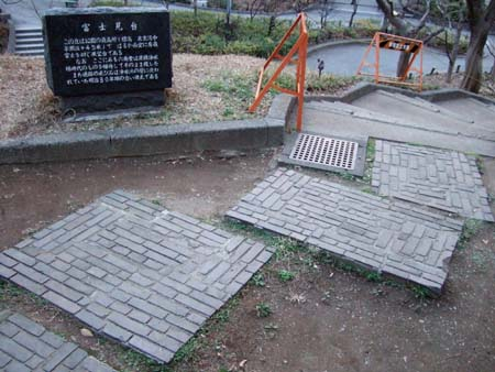 中央公園の富士見台4