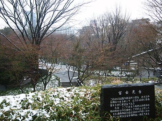 雪の日の富士見台1