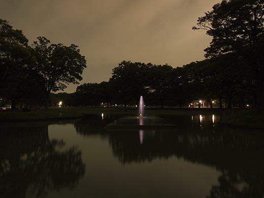 代々木公園夜景定期観測3