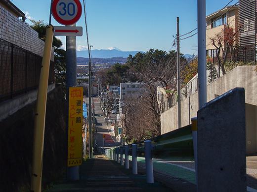 岡本三丁目の坂 (NO.257)その2-1