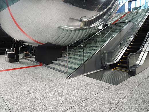 階段アート?1