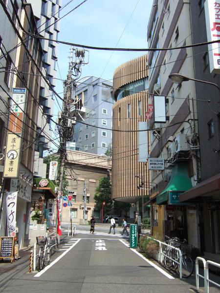 御茶ノ水の富士見坂いろいろ2