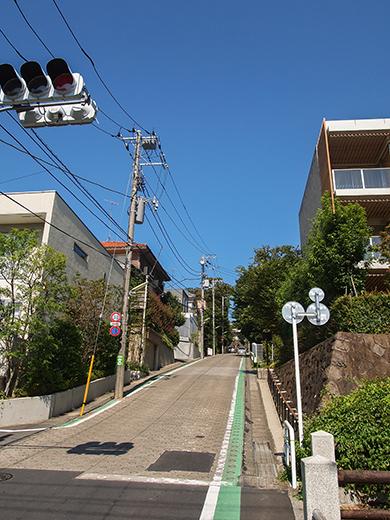 堂ヶ谷戸坂(NO.256)1