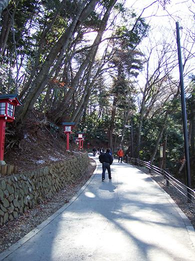 高尾山の女坂(NO.249)3