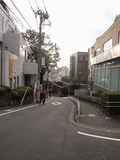 行人坂(NO.266) 13