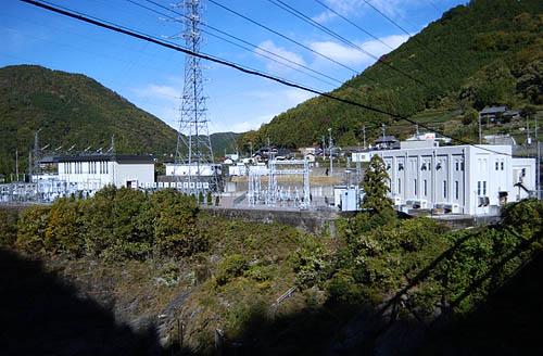 上麻生発電所