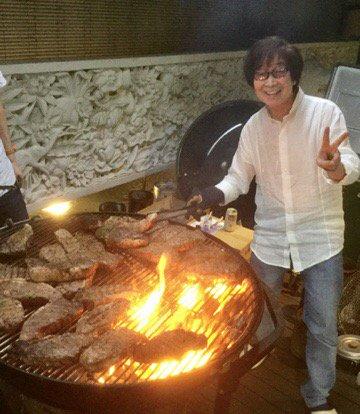 尾田栄一郎さんちのバーベキューに呼ばれた結果wwww