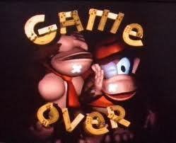 昔のゲーム「THE END」(画面フリーズ)ワイ「…😢」